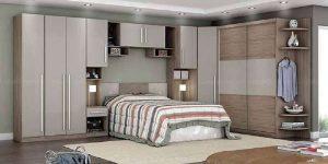 Confira as vantagens de utilizar móveis planejados no quarto