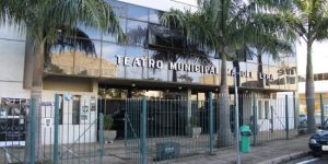 Teatro Municipal Manoel Lyra