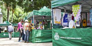 Município terá semana do Artesanato na Praça Central
