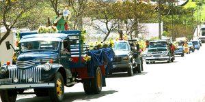 Jaguariúna promove tradicional Festa dos Caminhoneiros