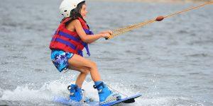 Jaguariúna oferece aulas gratuitas de wakeboard