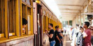 Maria Fumaça atrai 60 mil turistas por ano em Jaguariúna