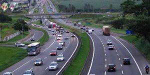 1 milhão de veículos são esperados nas rodovias da RMC durante recesso