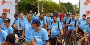 Feriado de 12 de outubro terá Pedala Campinas na Lagoa do Taquaral
