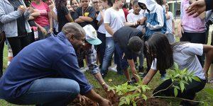 Meio Ambiente realiza ação de educação ambiental em Americana