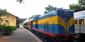 Locomotiva histórica volta a circular entre Campinas e Jaguariúna