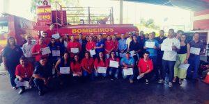 Itatiba amplia equipe da Brigada de Emergência e Incêndio