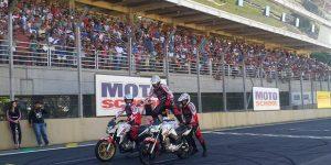 Pedreira recebe show de motos na próxima semana