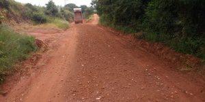 Secretaria de Agricultura faz manutenção em estradas rurais de Mogi Mirim