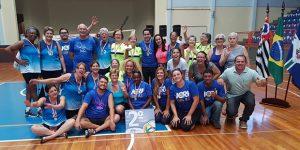 Com 17 medalhas, Itatiba conquista o vice-campeonato no JORI 2018