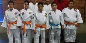 Judocas de Americana conquistam ouro e bronze na Copa Yokichi Kimura