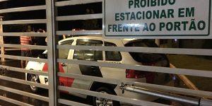 Bandidos invadem condomínio em Engenheiro Coelho