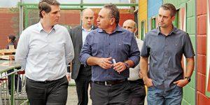 Holambra recebe R$ 500 mil para pavimentação
