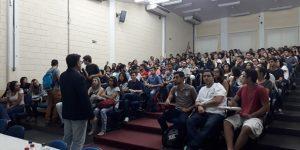 Estudantes da UniFAJ participam do Desafio Escola de Negócio & SICREDI