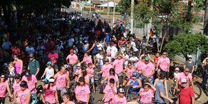 Passeio Ciclístico reúne mais de 5 mil participantes em Artur Nogueira