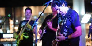 Banda de Americana toca em Santa Bárbara D'Oeste