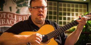 Americana traz apresentação gratuita do violonista Richard Smith