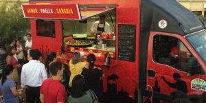 Americana sedia 2° Food Truck Festival