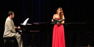 Cantora argentina se apresenta com Sinfônica de Campinas