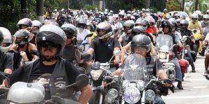 Vinhedo sedia 18º Encontro de Motociclistas e Triciclistas