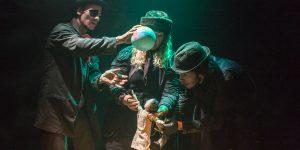 Holambra recebe espetáculo inspirado na história de Anne Frank