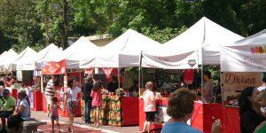 Tradicional Feira de Artesanato e Gastronomia em Cosmópolis neste domingo