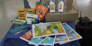 Prefeitura de Jaguariúna entrega 7,6 mil kits escolares a alunos