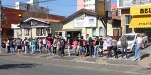 PAT de Valinhos está com 19 vagas abertas nesta quarta