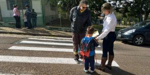 Valinhos promove curso online sobre segurança da criança no trânsito