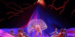 Circo da China abre programação de férias em Campinas