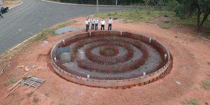 Bairro de Itatiba inicia obra em rede de distribuição de água