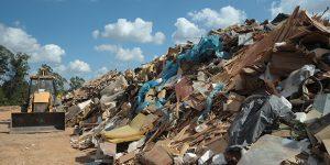 Cata-bagulho retira 1.072 toneladas de entulho em Valinhos