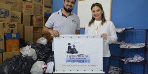 Fundo Social de Solidariedade de Americana recebe doação de São Lucas Saúde