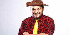 Teatro Municipal de Vinhedo recebe apresentação do humorista Matheus Ceará
