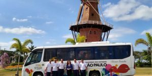 Holambra adere ao Programa Roda SP e oferece viagens a R$ 10