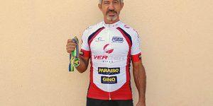 Atleta Guaçuano é campeão brasileiro de ciclismo