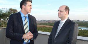Ministro da Educação conhece Centro Universitário de Engenheiro Coelho