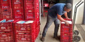 Banco de Alimentos vai arrecadar doações durante a Festa das Nações