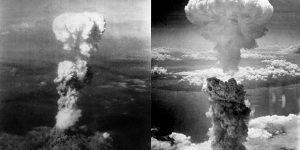 Biblioteca relembra bombardeio de Hiroshima e Nagasaki em Americana