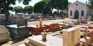 Americana convoca proprietários de sepulturas para recadastramento