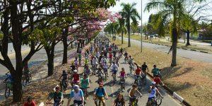 Jaguariúna realiza passeio ciclístico nesta terça