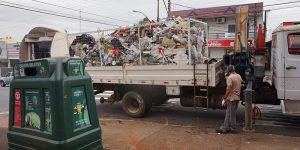 Americana é referência no setor de limpeza pública novamente