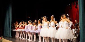 Matrículas para aulas de música e Ballet em Itatiba