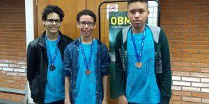 Alunos de escolas municipais de Jaguariúna conquistam medalhas na OBMEP