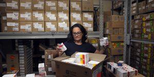 Valinhos recebe lote de remédios para as UBS e farmácia municipal