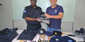 Polícia Municipal de Cosmópolis recebe novo fardamento