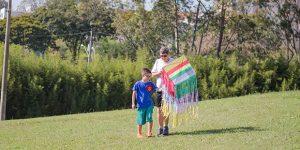 Torneio de Pipa reúne famílias em Valinhos