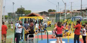 Campinas inaugura segundo parque inclusivo