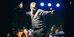 Orquestra de Artur Nogueira se apresenta na Concha Acústica