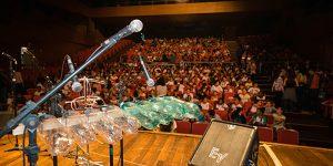 Alunos de escolas públicas apresentam show em Paulínia
